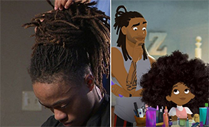 This is why we need 'Hair Love': Black student told he can't walk at graduation unless he cuts his dreadlocks