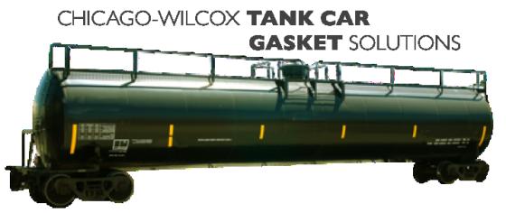 Chicago Wilcox Tank Car Rail