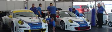 Motorsport Services International Team Members
