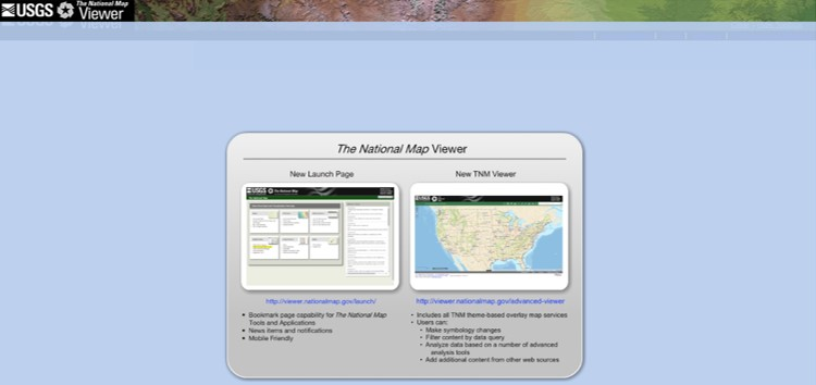 Course 1C - Downloading Free High-Resolution Imagery from The National Map (USA) for a Base Layer in GIS