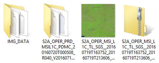 Course 1D - Downloading Landsat 8 and Sentinel-2 from GloVIS Next and Opening in QGIS (nearly world coverage)