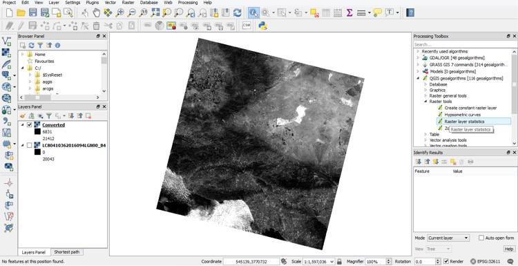 GIS Ag Maps - Course 2A - Landsat 8 Atmospheric Correction