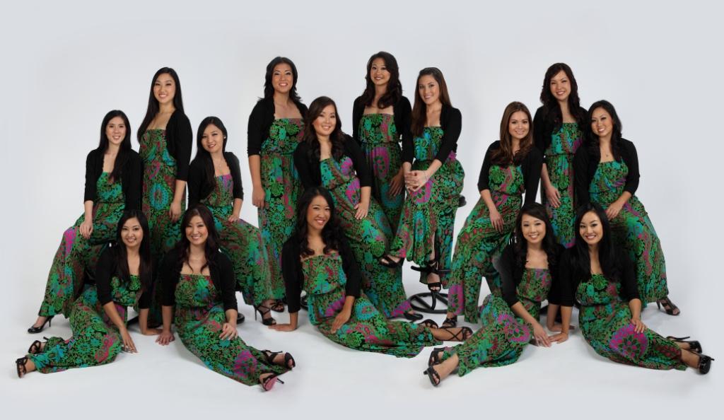 Sakura Hawaii Alumnae Festival 60 69