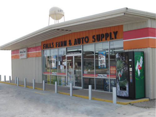 Falls Farm & Auto Supply Storefront