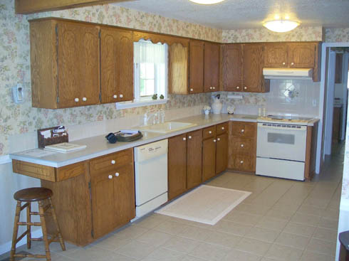 Mid-Range Kitchen Remodel by Hibbard Construction - BLOG - Hibbard