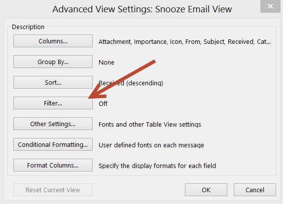 Stranded on Midgard - Blog - Outlook-Fu: How to 'Snooze' Email in Your Inbox