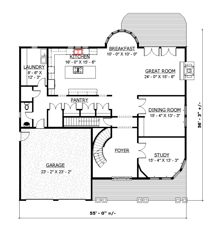 Intelligent House Plans Floor Plans Home Designs Building