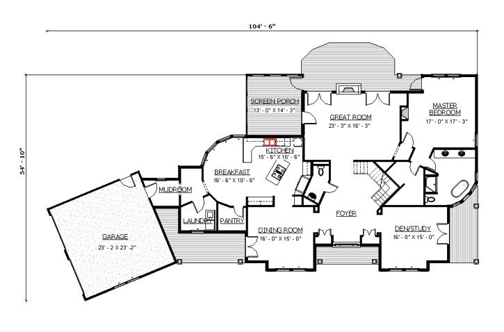 Intelligent House Plans -Floor Plans - Home Designs - 3D Building ...