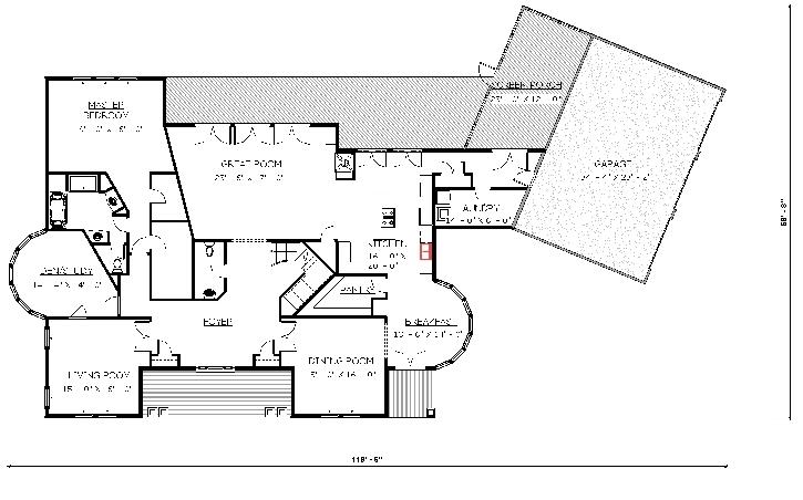 Intelligent House Plans Floor Plans Home Designs 3d