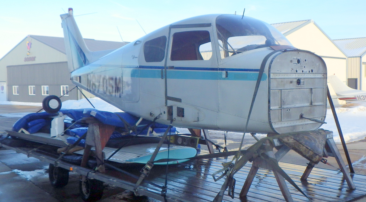 Myers Aviation - Specializing in aircraft repair, aircraft