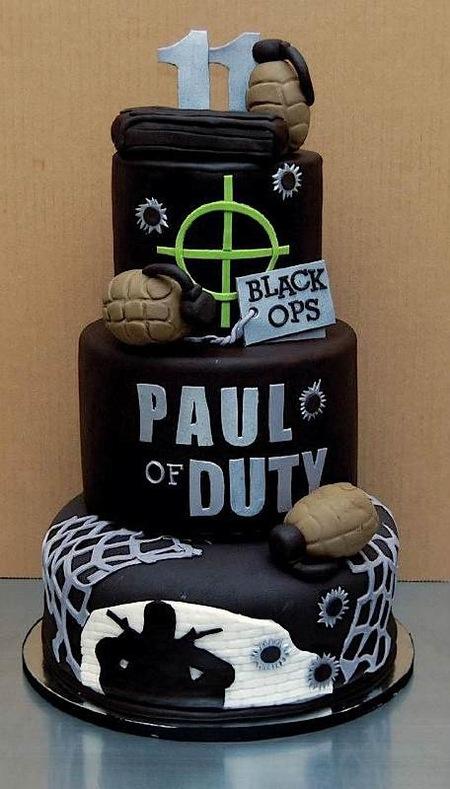 Secret Agent Clank Cakes