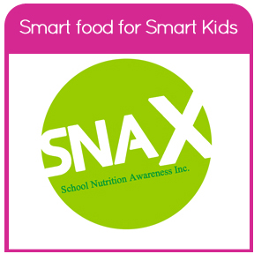 link to snax school nutrition site