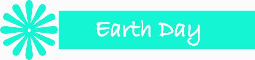 earth day sidebar