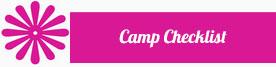 camp chekclist