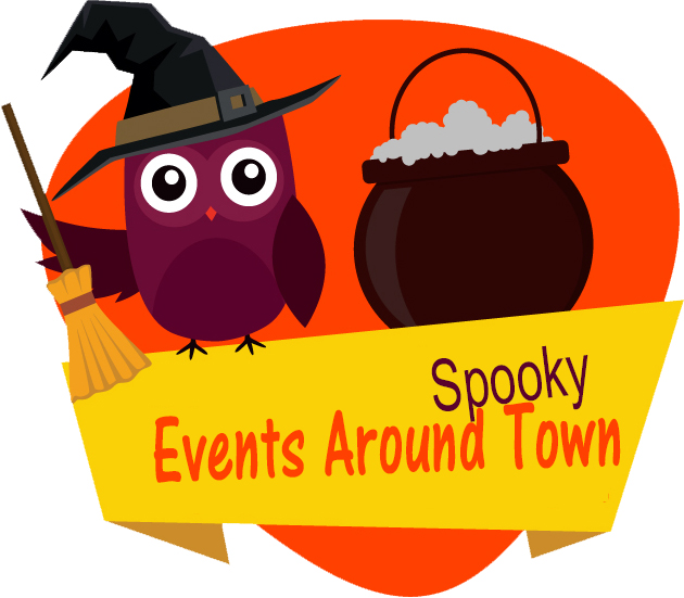 spooky events