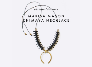 SHOP: MARISA MASON JEWELRY