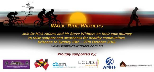 Walk Ride Widders