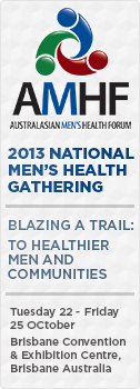 2013 National Men's Health Gathering