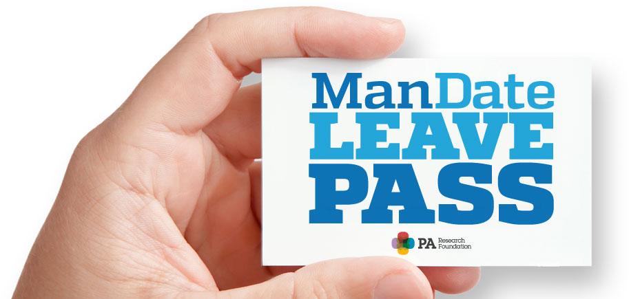 Mandate Leave Pass