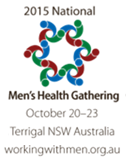 2015 National Men's Health Gathering
