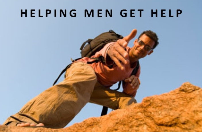 Helping Men Get Help | Glen Poole (UK)