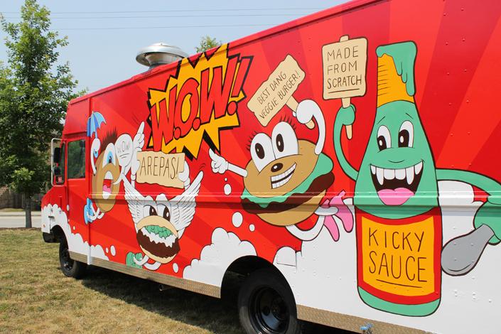 Friday Food Trucks Atlanta