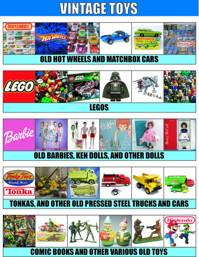 Toy Collectibles