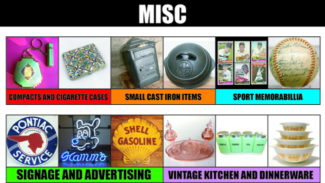 Miscellaneous Collectibles