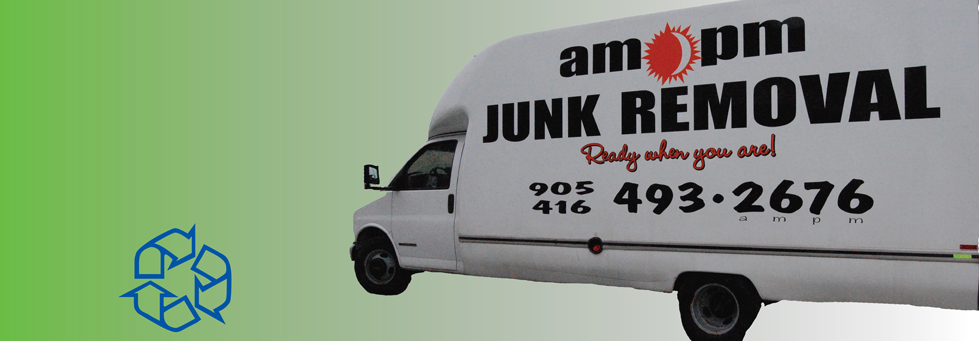 AMPM Junk Removal - Junk Removal Durham, Junk Removal Whitby, Junk Removal Oshawa, Junk Removal Ajax, Junk Removal