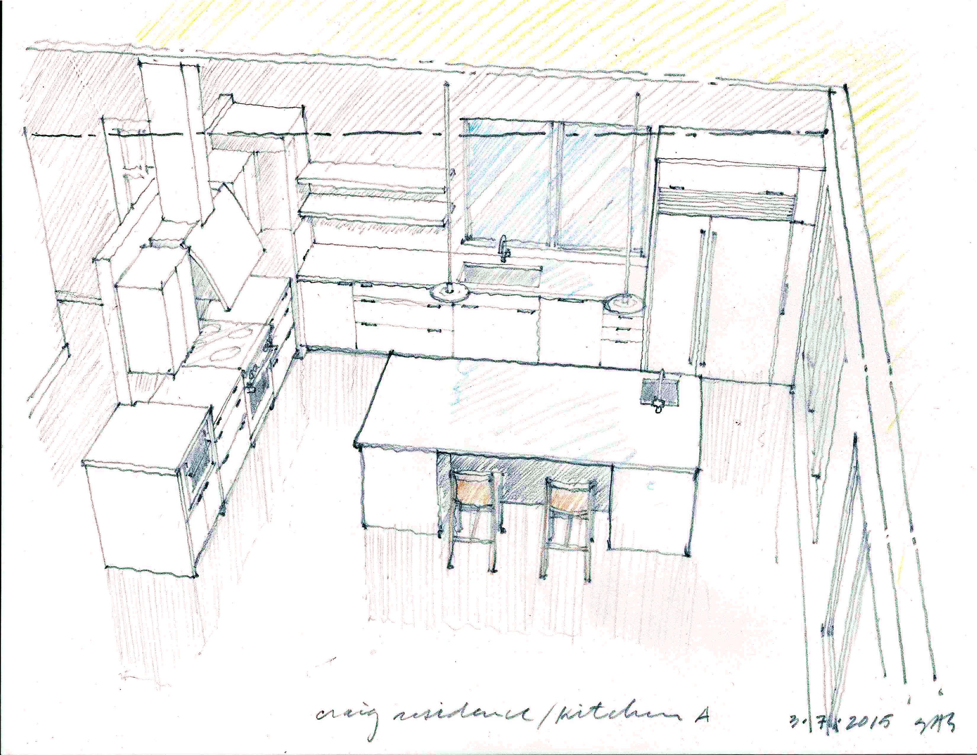 scott a. stultz - blog - leftover kitchen design