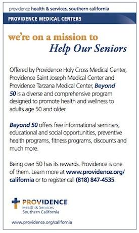 San fernando valley senior services directory hospitals for 1509 wilson terrace glendale ca