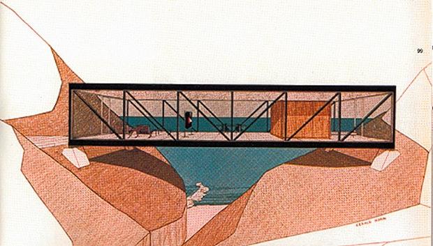 Bridge house project