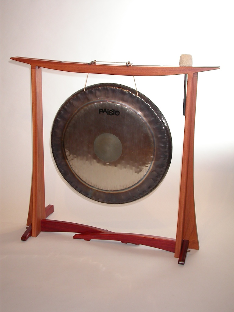 Gong Stand Designs : Fine furniture designed and hand crafted by jerry work in