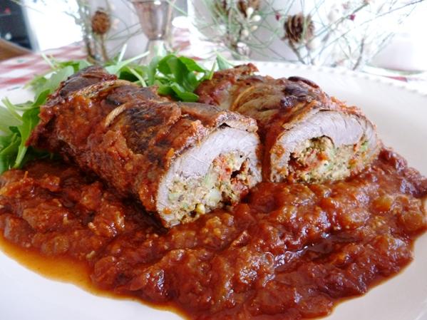 Steak Braciole (Stuffed Beef Steak) - recipes - Better ingredients ...