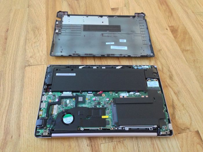 asus vivobook x202e s200e q200e ssd hard drive upgrade rh durhamcomputerservices com Asus VivoBook Q200E Asus Q200E Fan