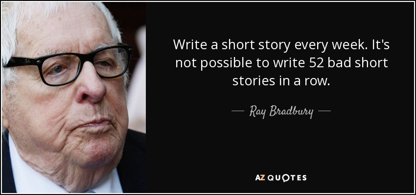 What would you write about if you had to write a story about you?