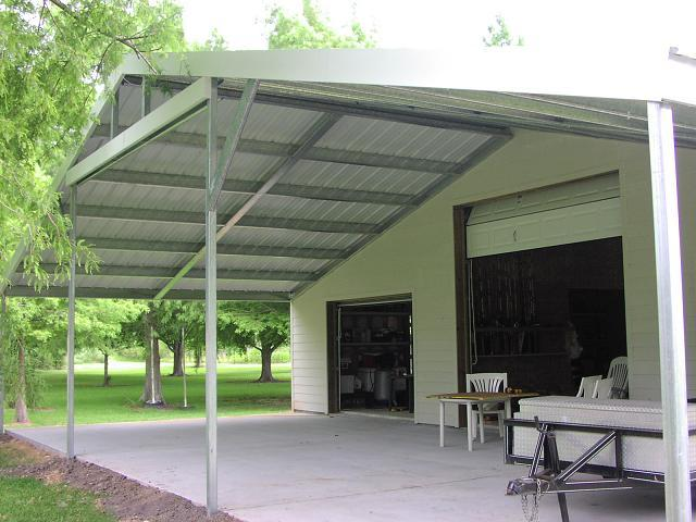 Metal Roofs, Carports, Metal Buildings, Patio Covers, Custom work ...