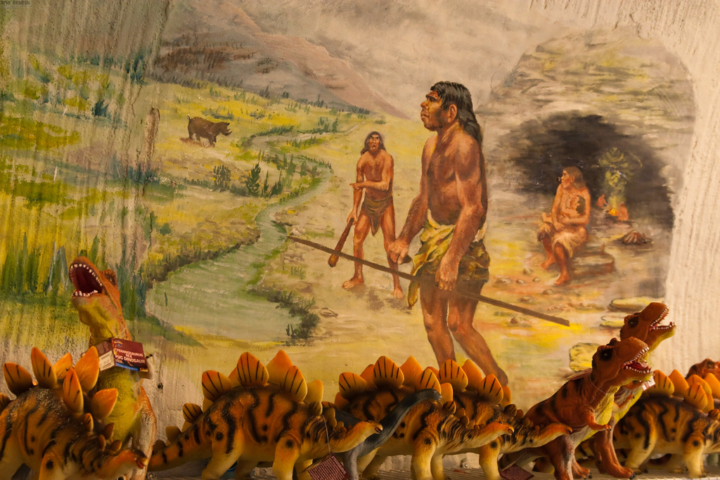 human and hunter gatherers Food has played a major role in human evolution, but in a somewhat different manner than is generally hunter-gatherers were not free to determine their.