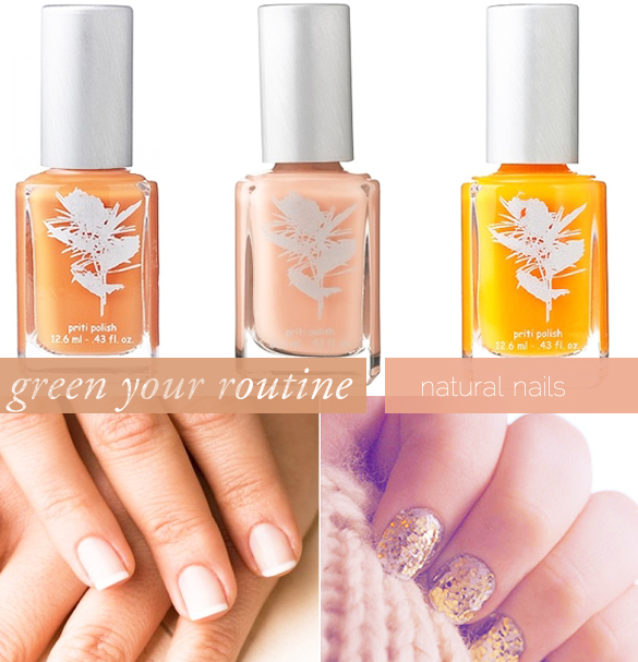 Natural Nail Products