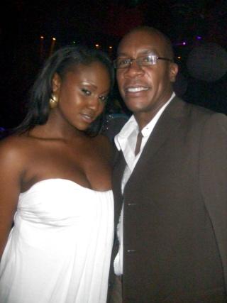 Pam Oliver Husband Alvin Whitney
