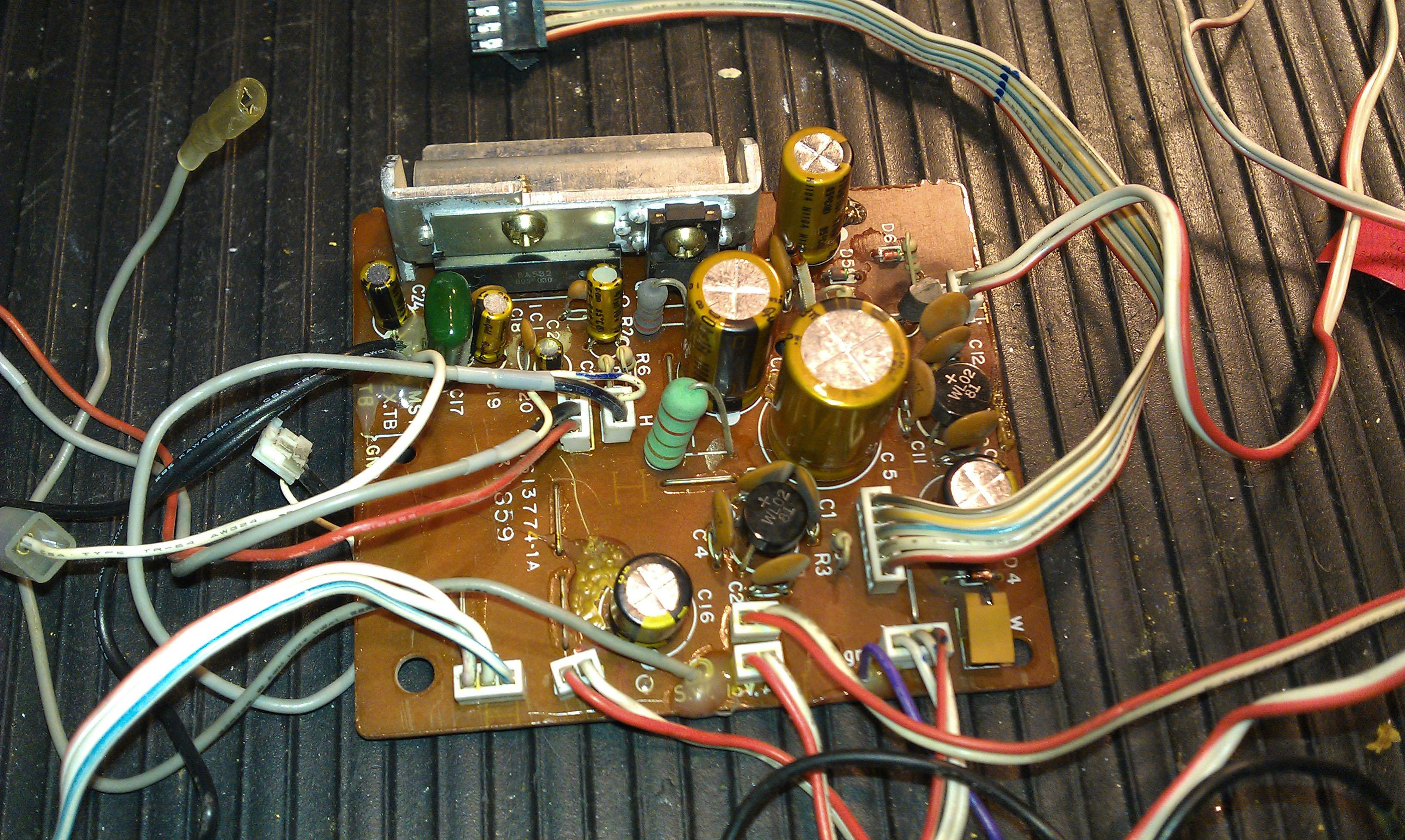 nutone im4006 power supply rebuild complete?__SQUARESPACE_CACHEVERSION=1357749019209 your site name im4006 nutone model im4006 radio cassette intercom nutone im 4006 wiring diagram at eliteediting.co