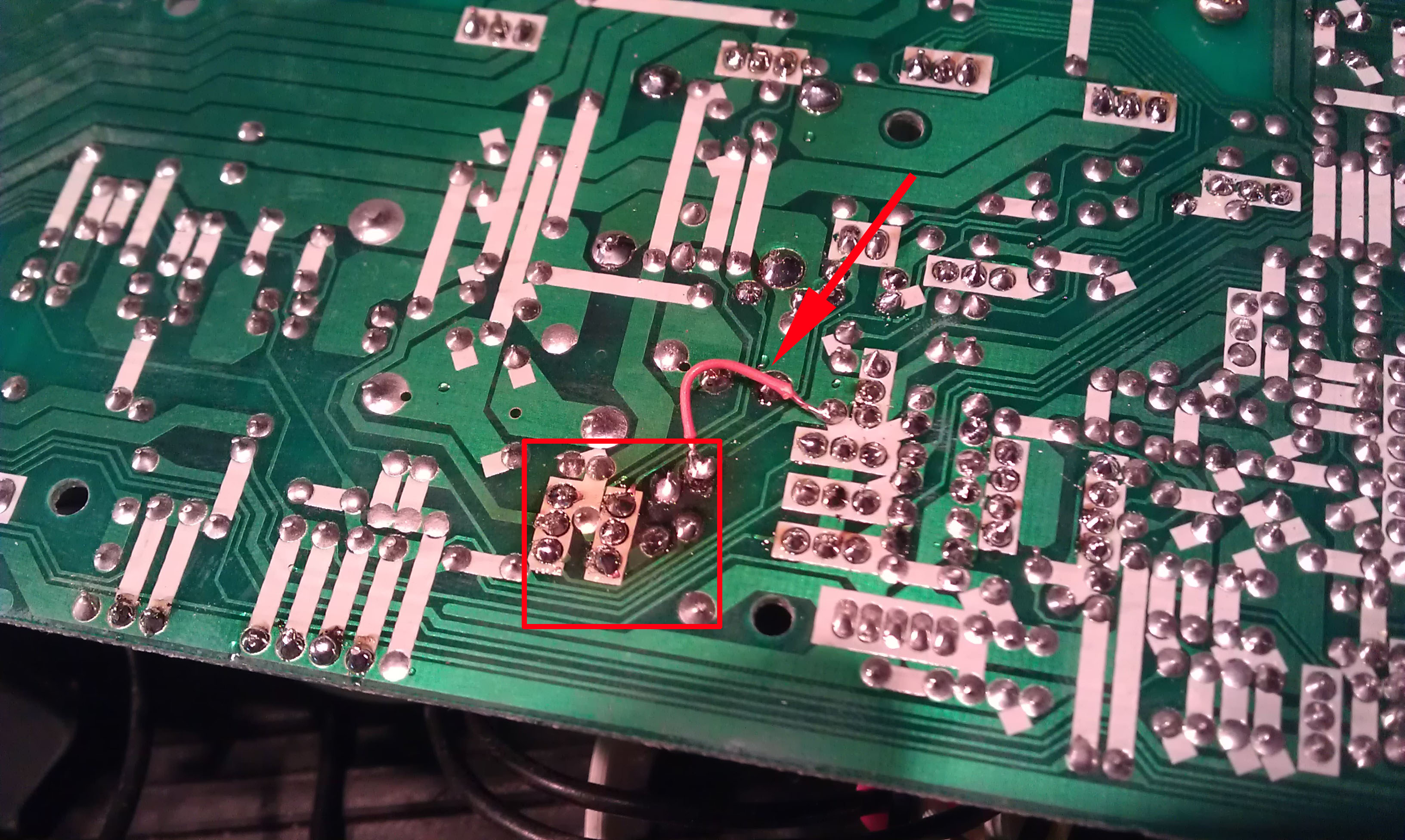 nutone im3303 heat damaged traces with box and arrow_edited 1?__SQUARESPACE_CACHEVERSION=1360438332260 your site name ima3303 common problems with the nutone im nutone ima3303 wiring diagram at readyjetset.co