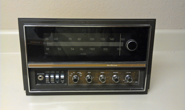 Your Site Name Rebuilding A Nutone 2500 Stereo Master