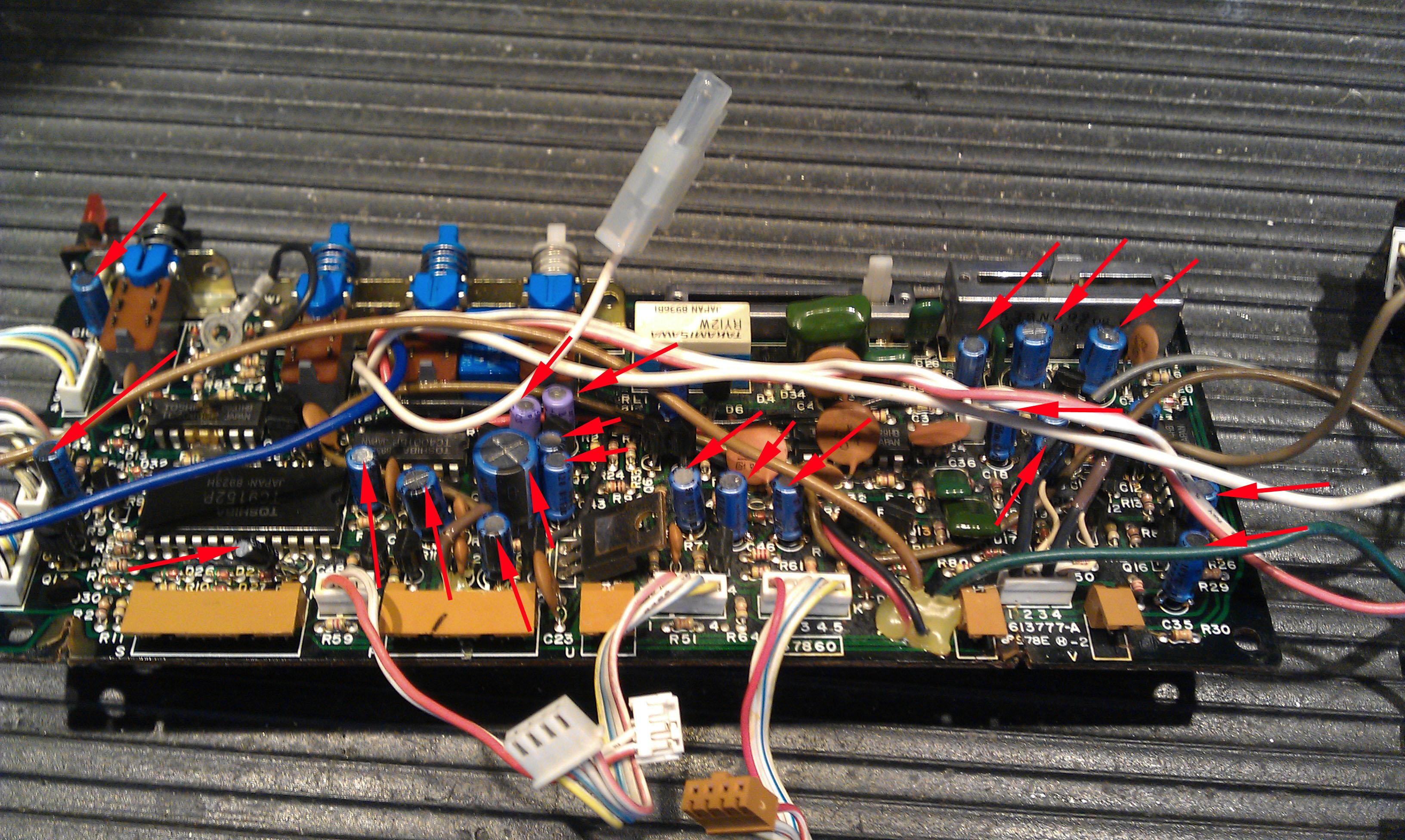im4006 rebuilt control pcb?__SQUARESPACE_CACHEVERSION=1370275515641 your site name im4006 nutone model im4006 radio cassette intercom nutone im 4006 wiring diagram at eliteediting.co