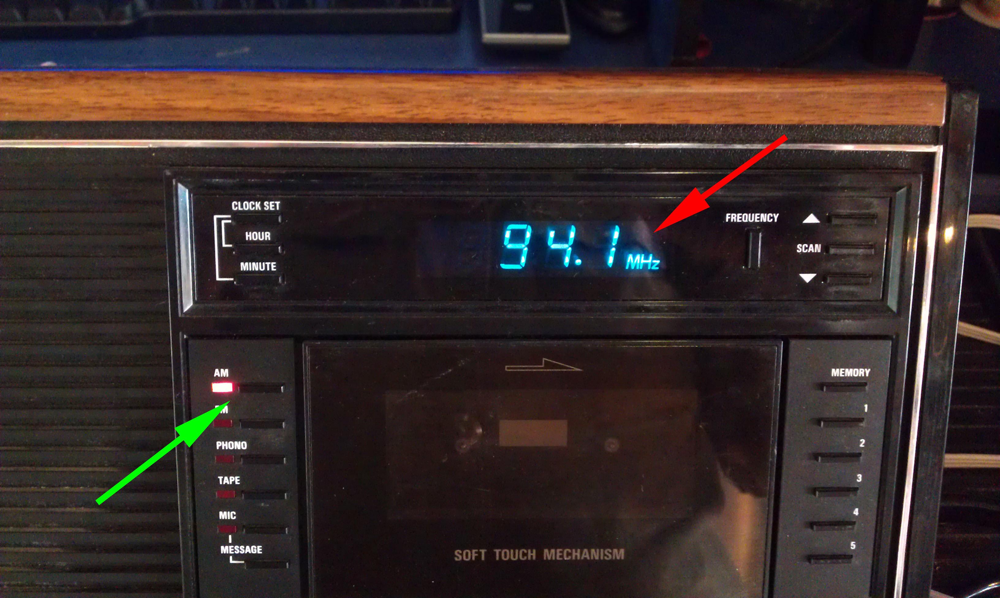 IM4006 AM Frequency Diplay Incorrect?__SQUARESPACE_CACHEVERSION=1389915064481 your site name im4006 nutone model im4006 radio cassette intercom nutone im 4006 wiring diagram at eliteediting.co
