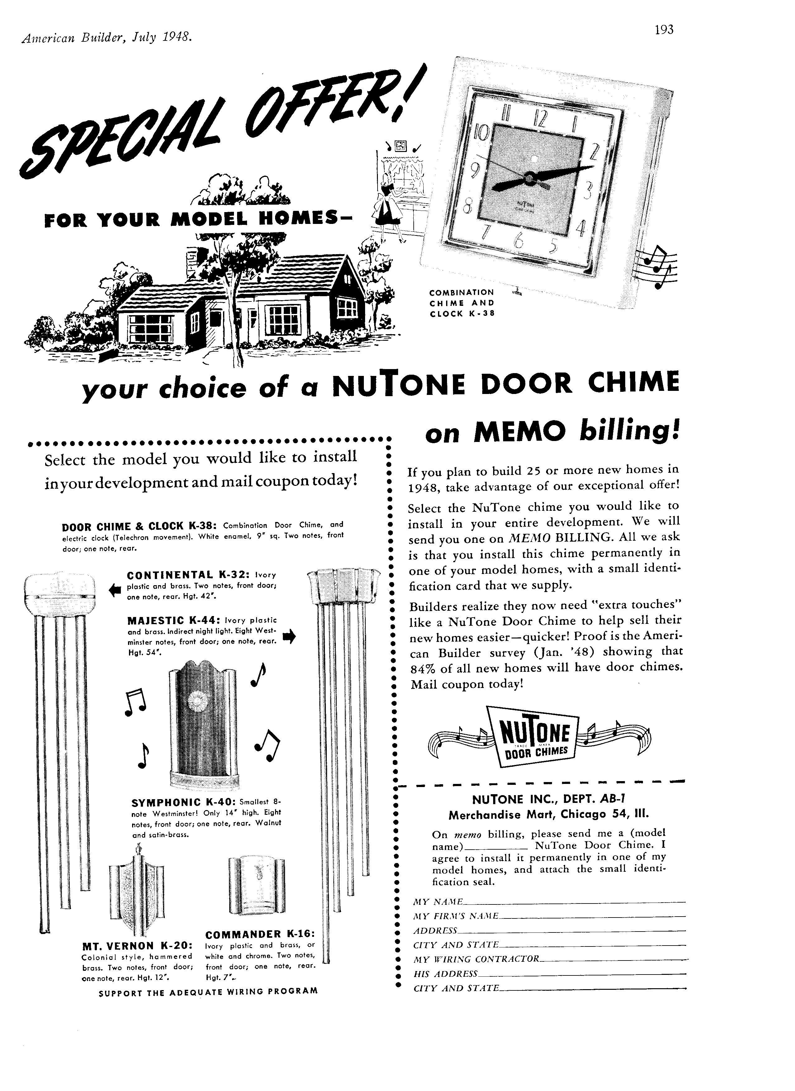 1948 NuTone Chime Ad?__SQUARESPACE_CACHEVERSION=1508618677016 l38 nutone door chime wiring diagram wiring diagram images door chime wiring diagram at reclaimingppi.co