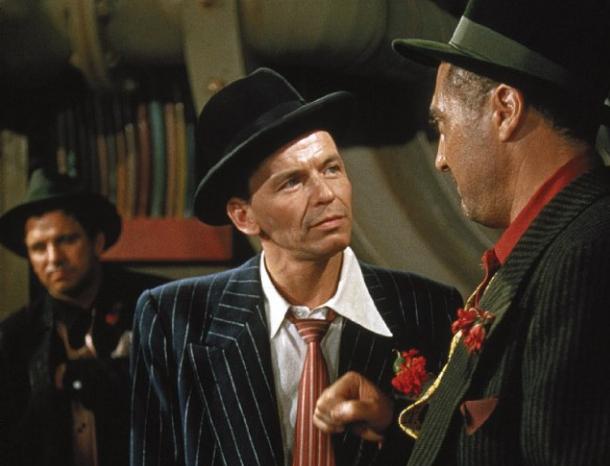 Frank Sinatra Jr. during Frank Sinatra Jr. Announces Sorrento Cheese