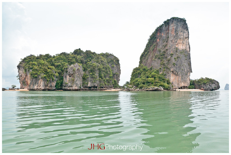 Phang Nga Bay Phuket island Thailand Andaman Sea Klong Khian Pier Panyi Fishing Village Ko Panyi James Bond Island  The Man with the Golden Gun 1974 Ko Khao Phing Kan boat girl beach Canon 5D MKII JHGphoto