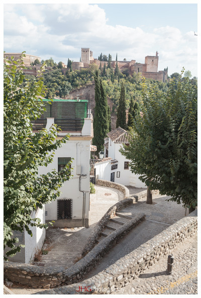JHGPhoto JHG Photo Spain Espana Espagne Street Rue Life Granada Grenade Andalusia Andalousie Andalucia Canon 5D MKII 24-70mm 16-35mm 2.8 L Albaicin Alhambra Generalife Tour Old Town Vieille ville