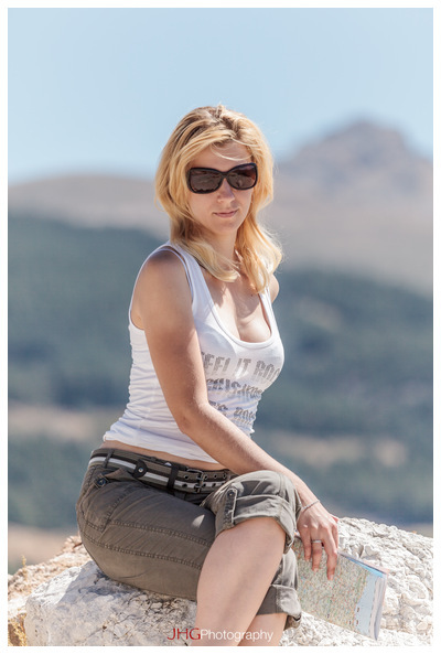 JHGphoto JHG Photography Portrait Girl Canon 100-400mm 5DMKII Sierra Nevada Spain Andalusia Photographe Suisse